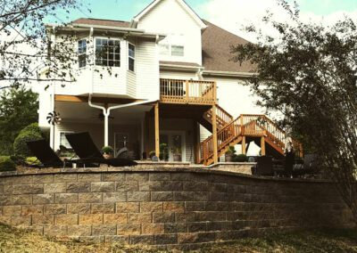 southern-greenscapes-retaining-wall-repair-complete